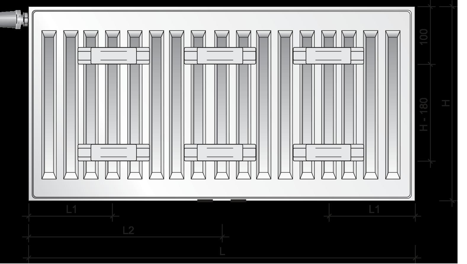 PURMO Plan Ventil Compact M   PURMO
