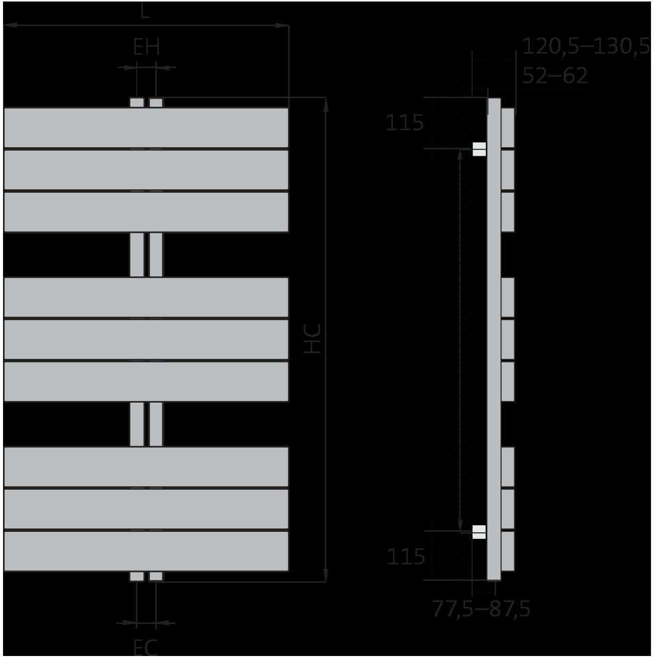 Apolima [APO] | PURMO : vattenburet värmesystem : Inredning