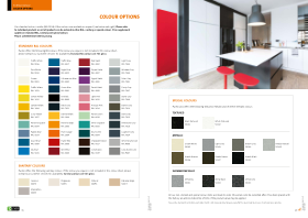 Colours Brochure