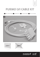 Cable Kit 230V 03.2018