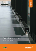 Technical catalogue - Aura Convectors