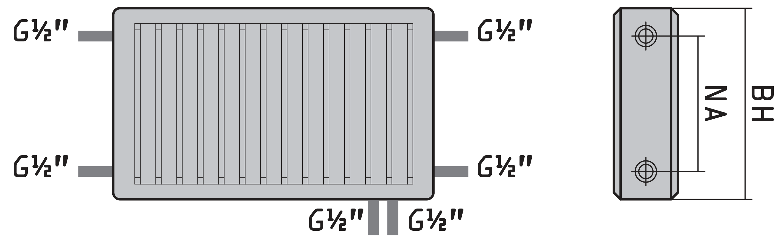 Compact Ventil   PURMO