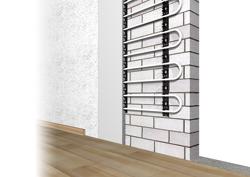 wandheizung purmo. Black Bedroom Furniture Sets. Home Design Ideas