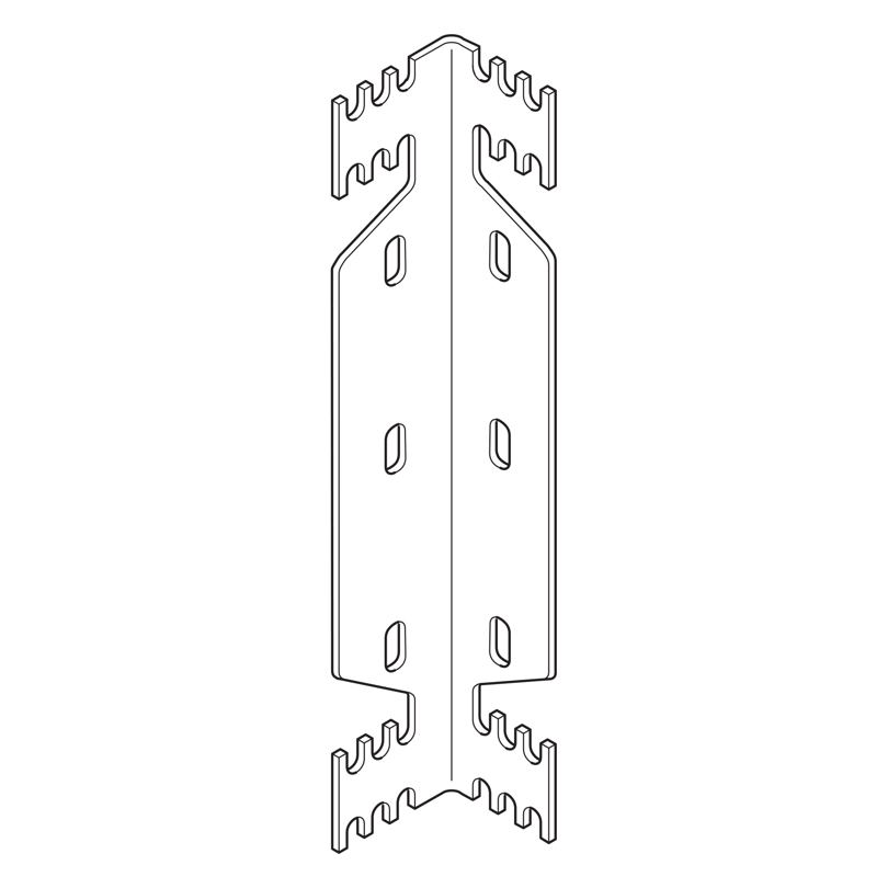Console cloison légèreLamella