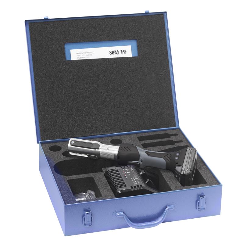 Pressatrice a batteria SPM19