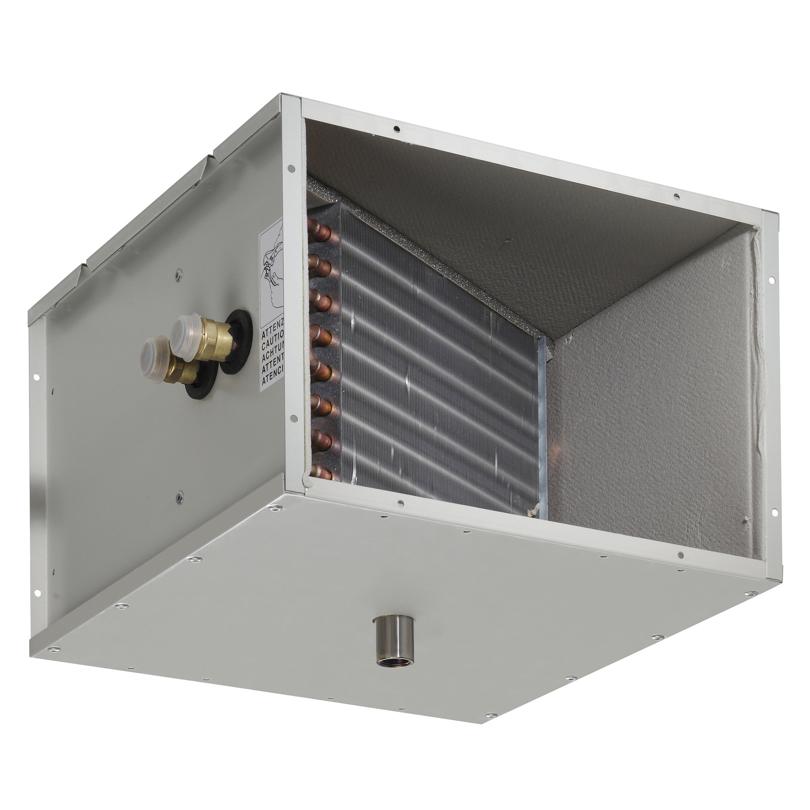 BE Batteria esterna di raffrescamento/riscaldamento ad acqua