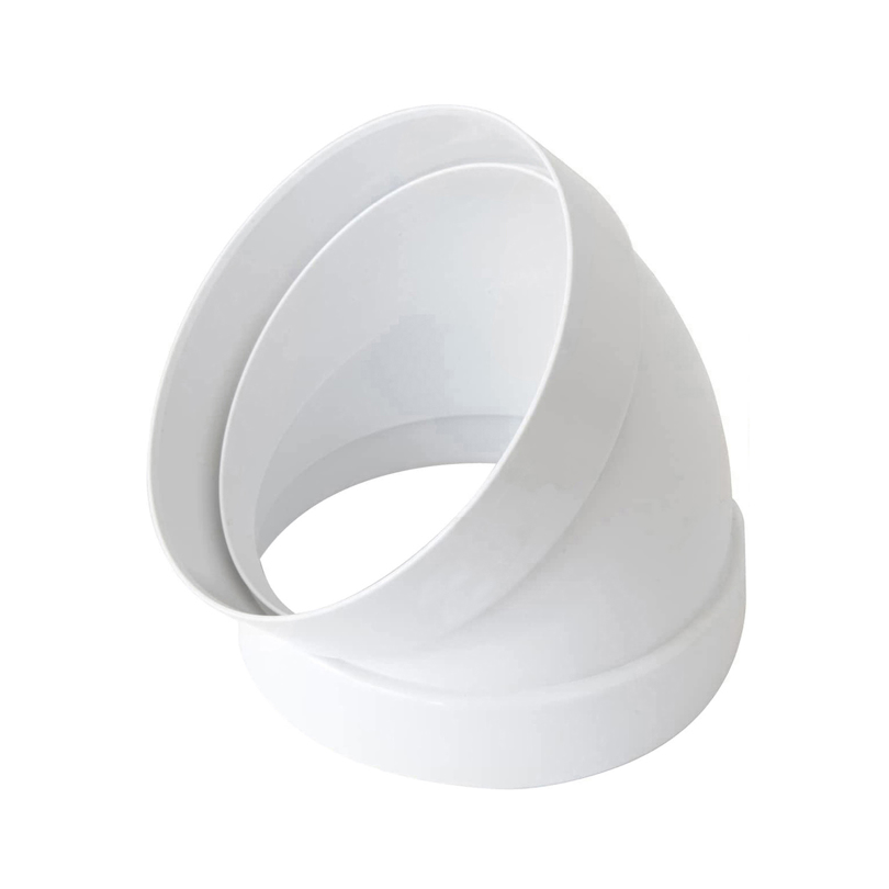 Curva a 45° FF in ABS