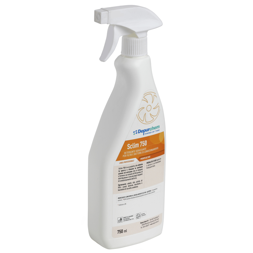 Detergente sgrassante Sclim 750