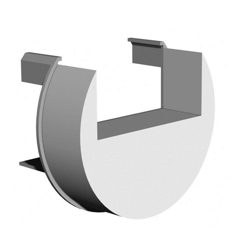 Dispositivo fonoassorbente per bocchette di estrazione
