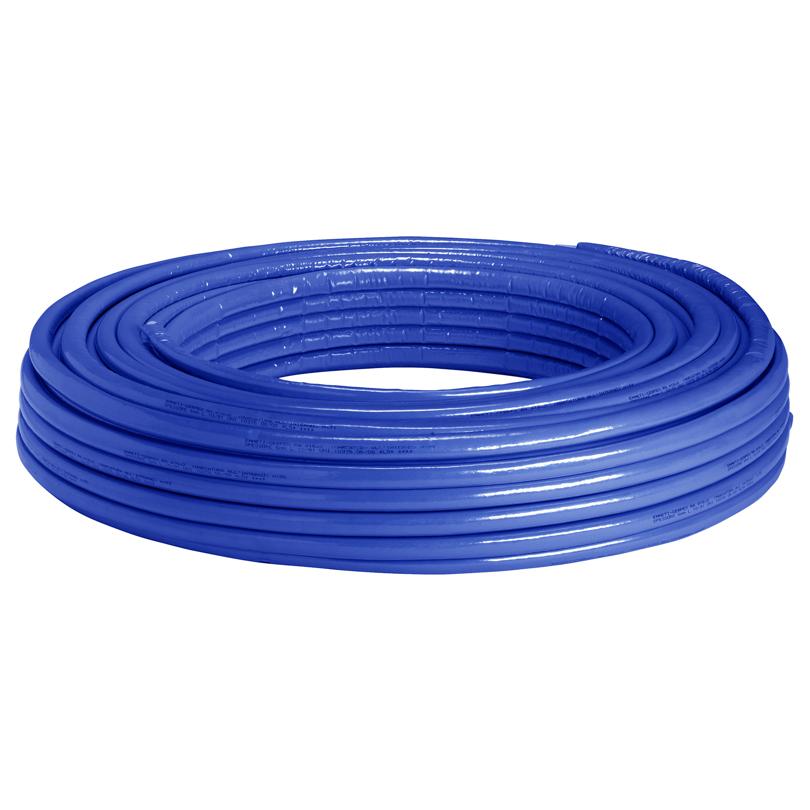 Tubo Gerpex RA isolato in rotolo di colore blu