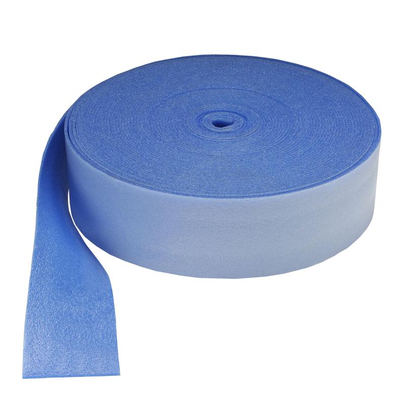 Striscia perimetrale isolante per Dry Alu Floor