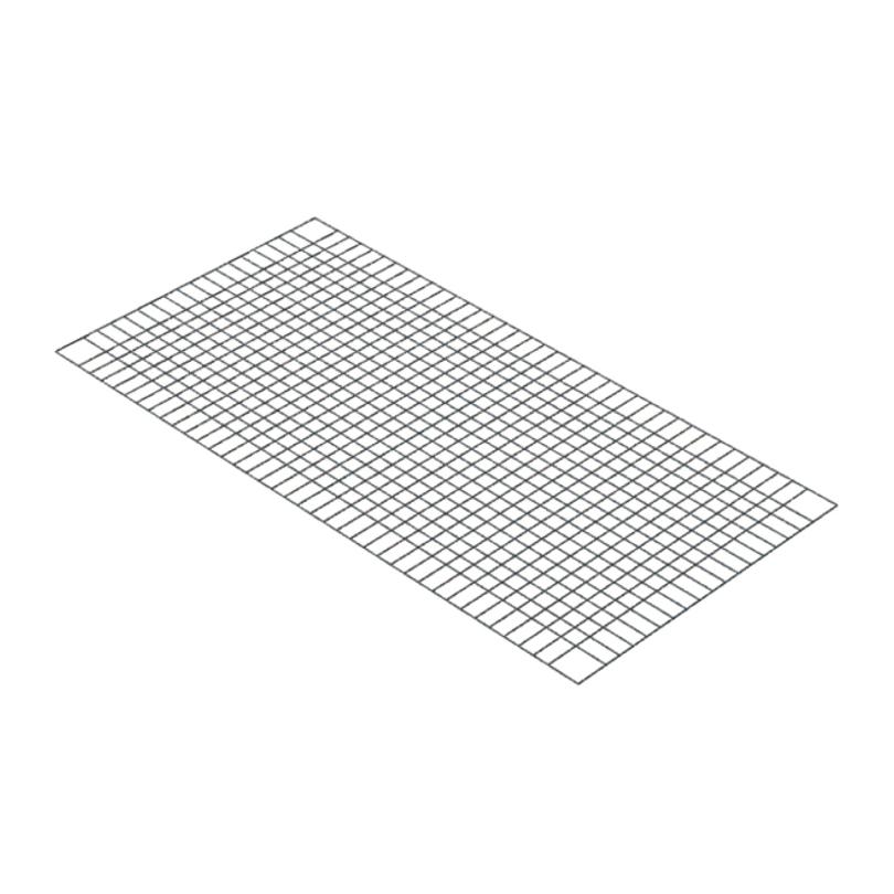 Rete metallica anti-ritiro (in fogli)