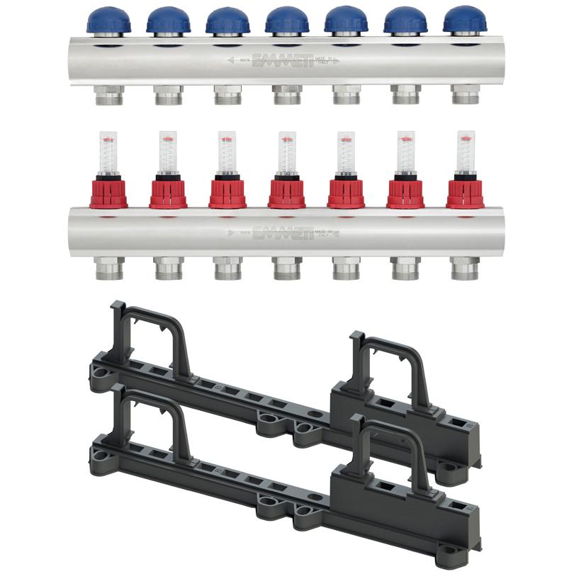 Topway Compact per sistemi a muro e a soffitto