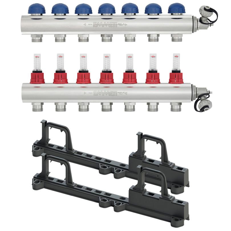 Collettore Topway Compact 24x19 misuratori di portata