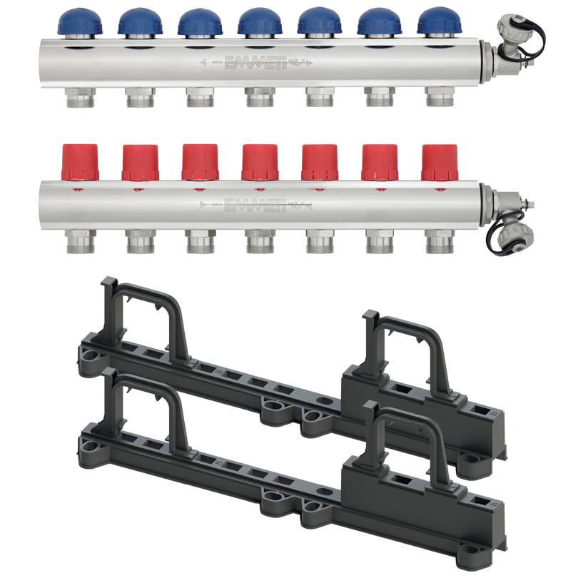 Topway Compact Kit derivazioni 24x19(mandata e ritorno)