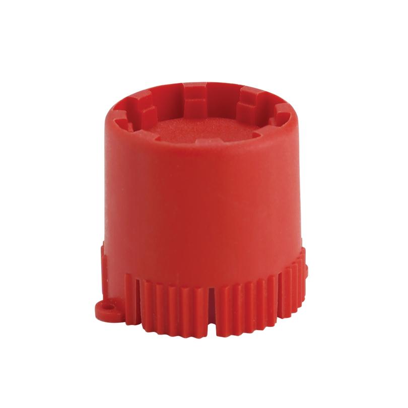 Cappuccio rosso per detentori