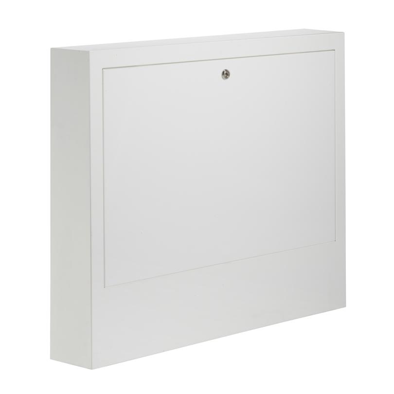 Metalbox cassetta metallica fuori traccia, H700