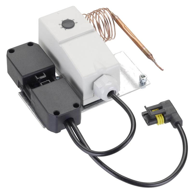 Kit termostato di sicurezza