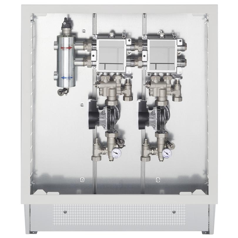 Modular Firstbox in cassetta - Bassa Temperatura