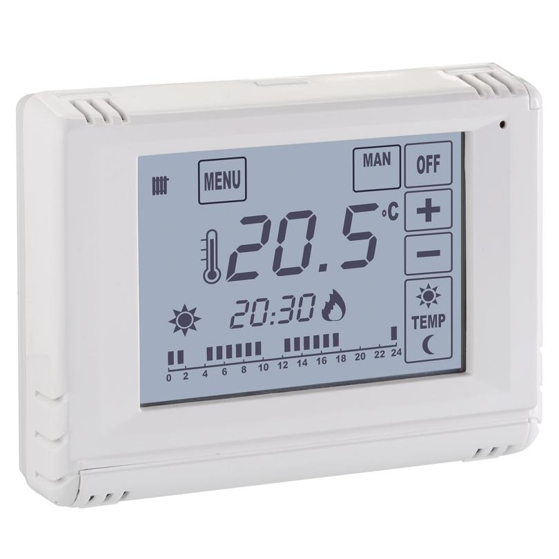 Smarty termostato giornaliero