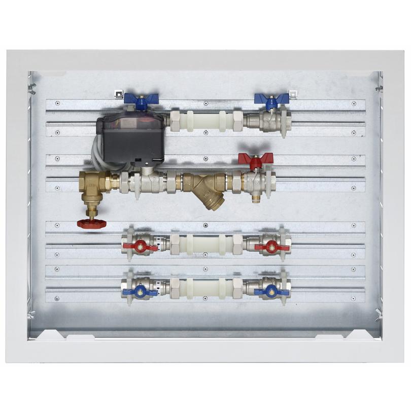 Energy Box Compact, AFS e ACS, valvola di zona a 2 vie