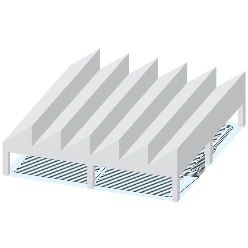 Sistema industriale Industrial Floor