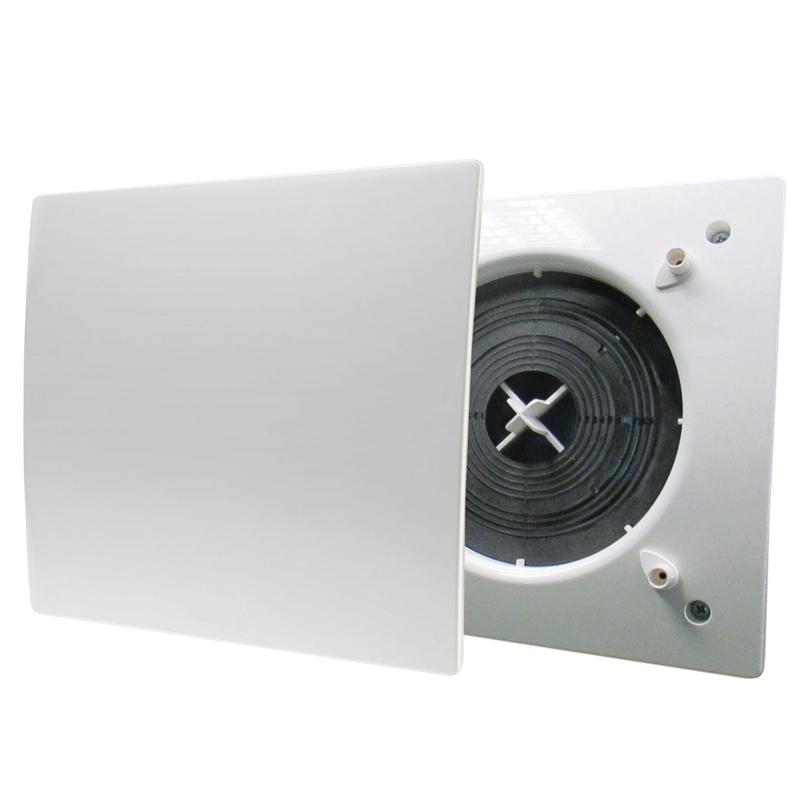 Bocchetta immissione/estrazione con diaframma DN100 mm