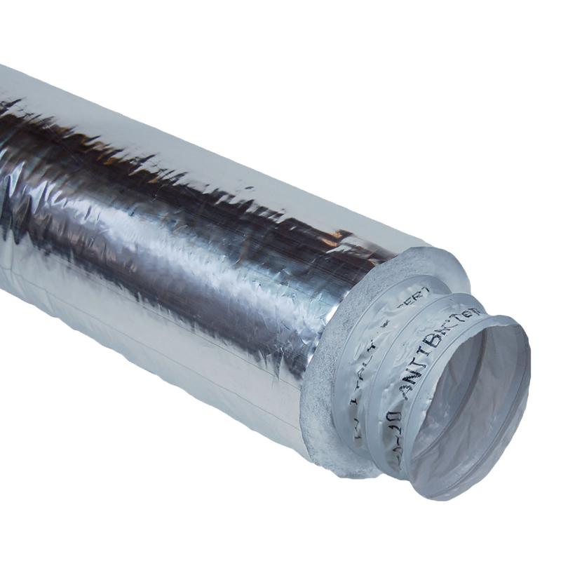 Condotto flessibile per aria, trattamento antibatterico