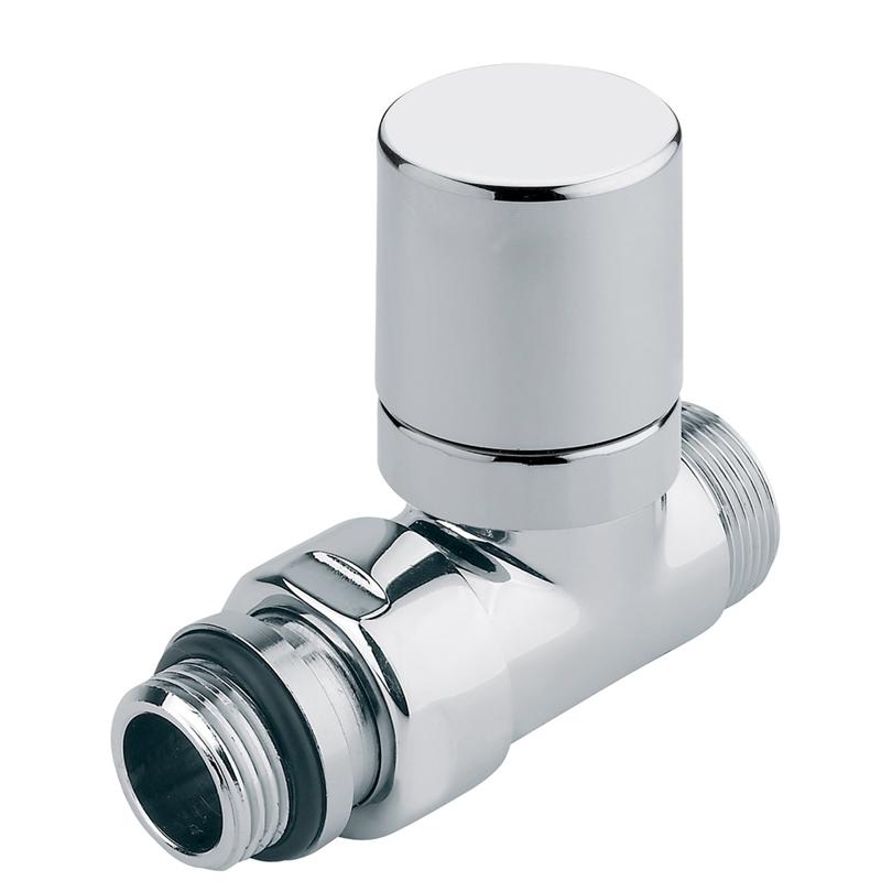 "Valvola Optis termostatizzabile diritta 1/2"" -24x19"