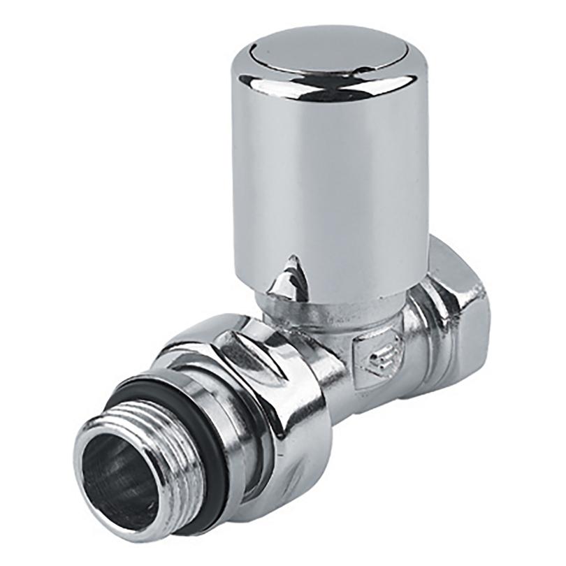 "Valvola Minis termostatizzabile diritta 1/2"" - 1/2"" F"
