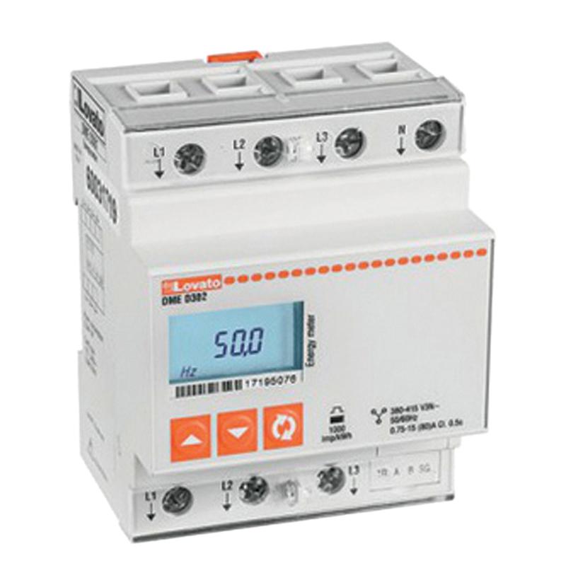 Contatore di energia 400 V - 63 A
