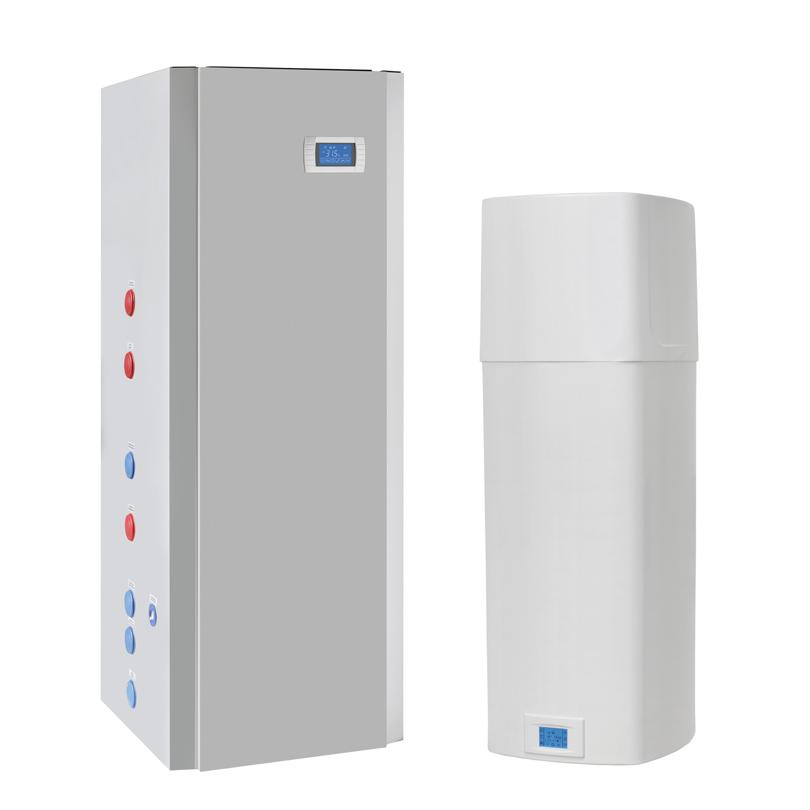 Pompe di calore per acqua sanitaria