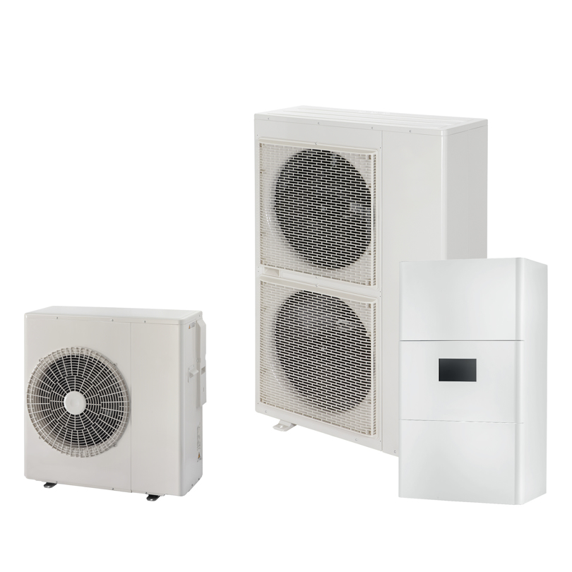 Pompe di calore idroniche