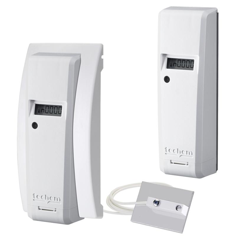 Ripartitore di calore sistema di lettura Chiuso (CMS)