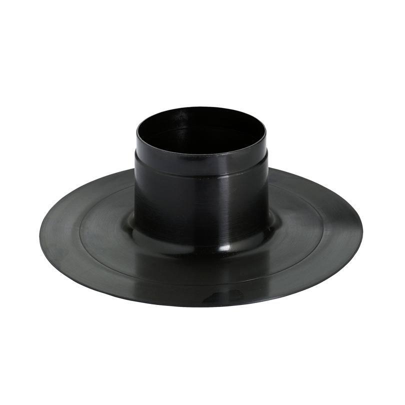 Tegola per tetto piano - in nylon nero