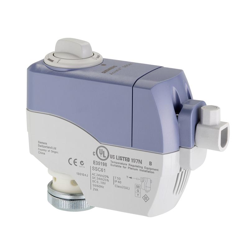 Servomotore 0-10 V DC per valvole mix da DN25-Kvs10