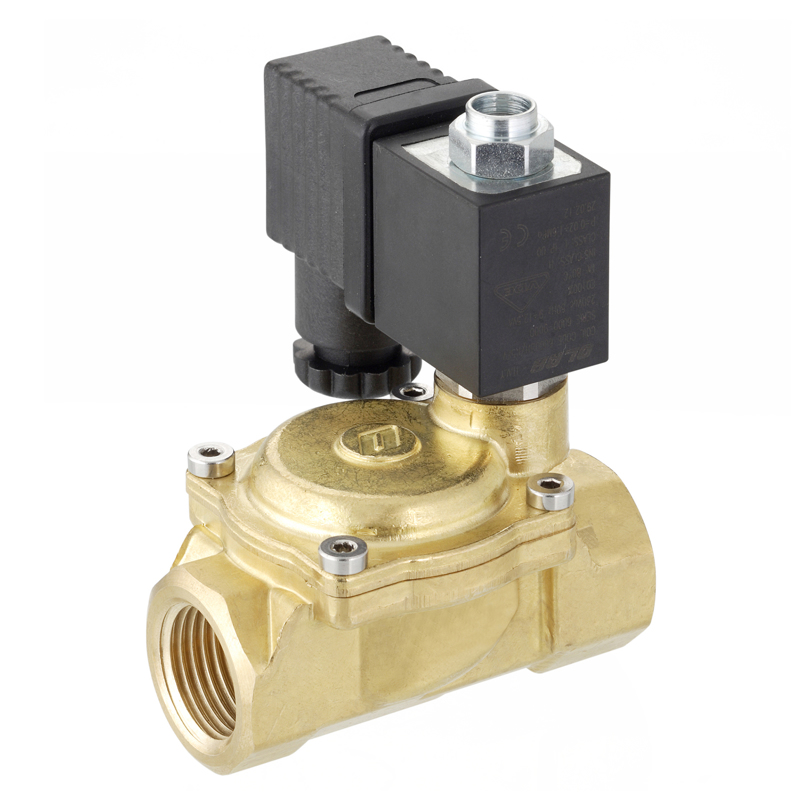 Elettrovalvola per acqua e aria - tipo NC
