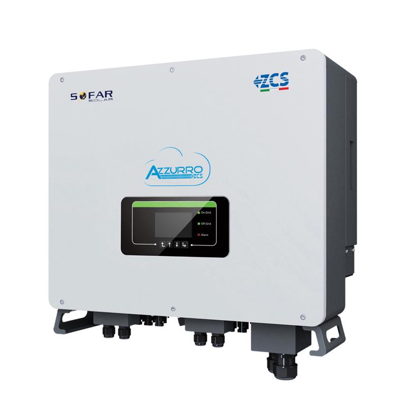 Inverter trifase ibrido per batterie di accumulo