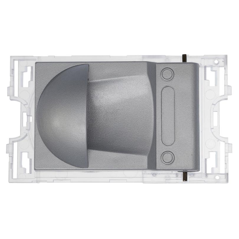 Presa semiautomatica grigio metallizzato