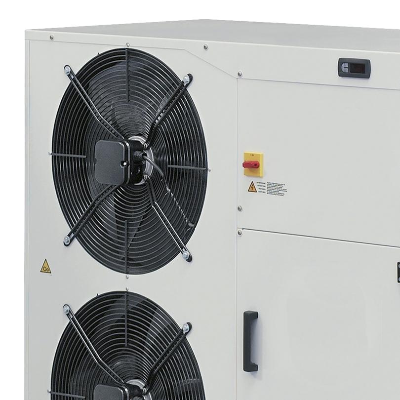 Pompe di calore aria acqua on/off