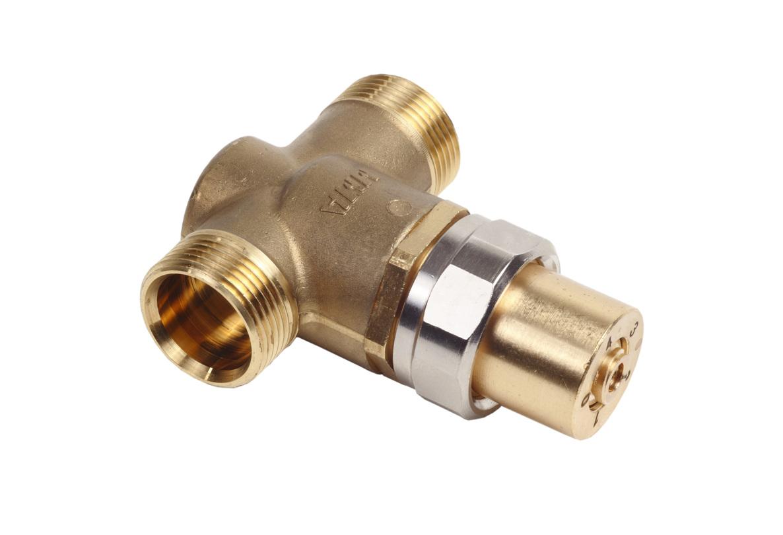 Termostatiska styrventiler och VVC ventiler