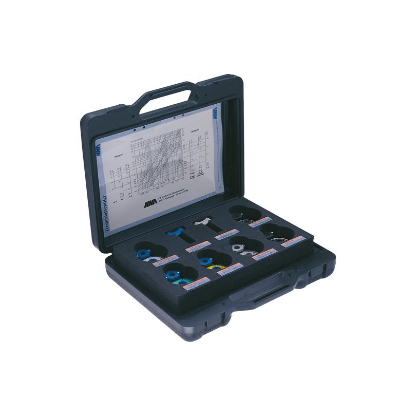 FL - Förinställningsverktygs låda