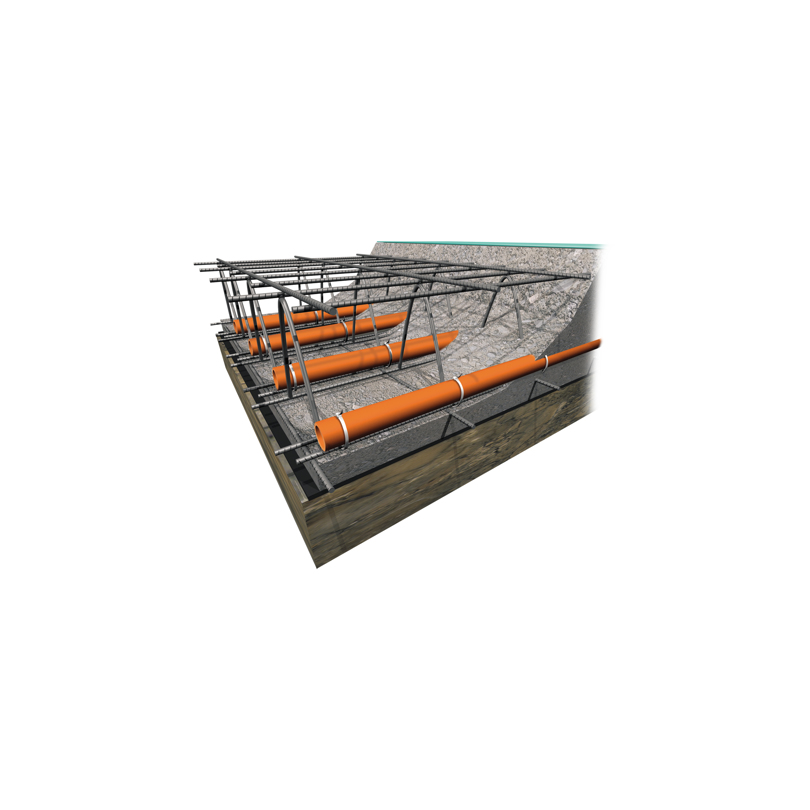 Industrieflächenheizungssystem