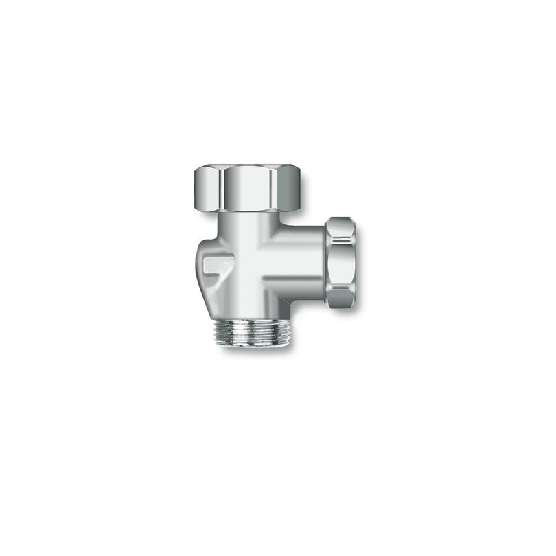 Straight shut-off valve SR