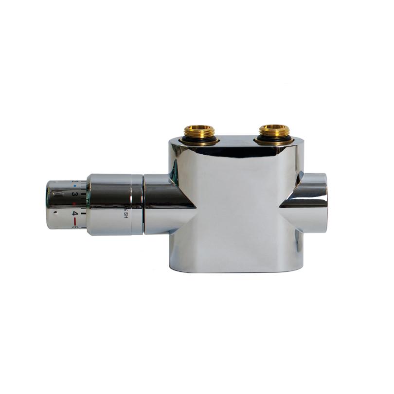 Multiblock design valve