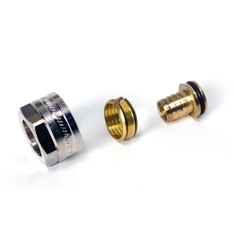 Złączka skręcana podłączeniowa (rura-rozdzielacz)