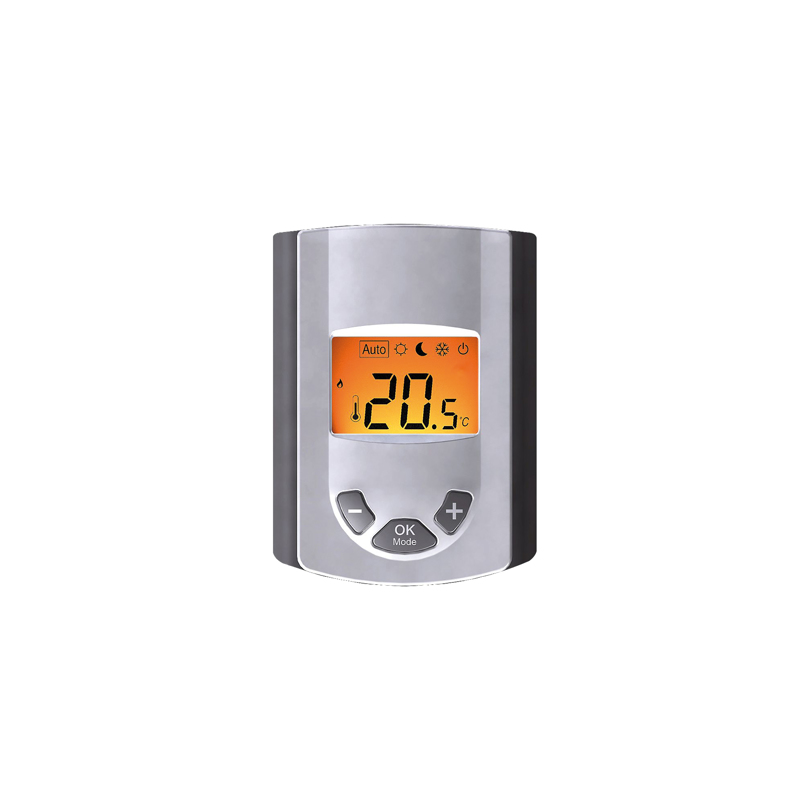 Room thermostat TempCo Digital 24V / 230V