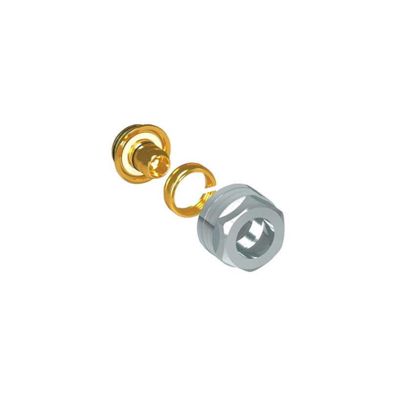 Złączka podłączeniowa skręcana CLEVERFIT (rura-rozdzielacz)