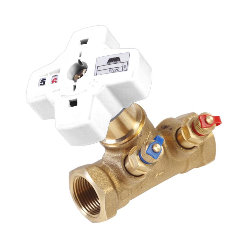 Balancing valve Evobalance