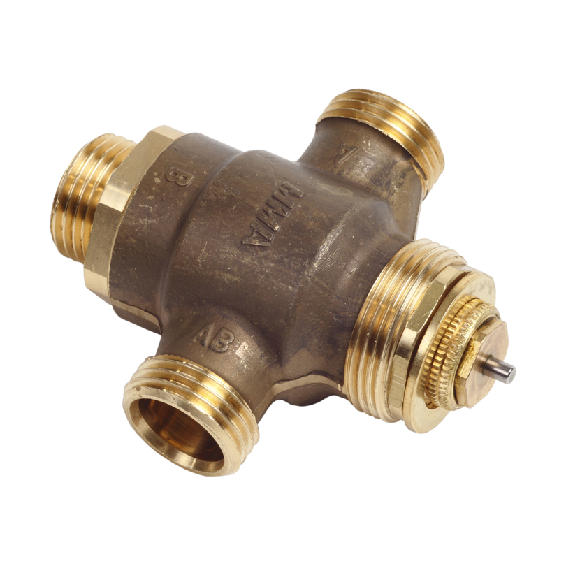 3-way control valve EDVH